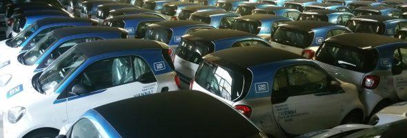2016-2017 car2go Flottentausch